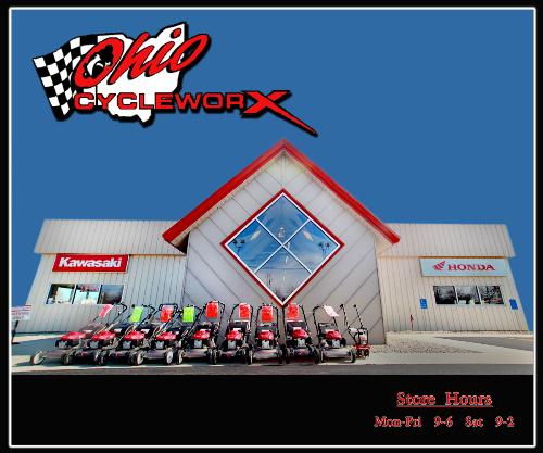 Ohio Cycleworx storefront