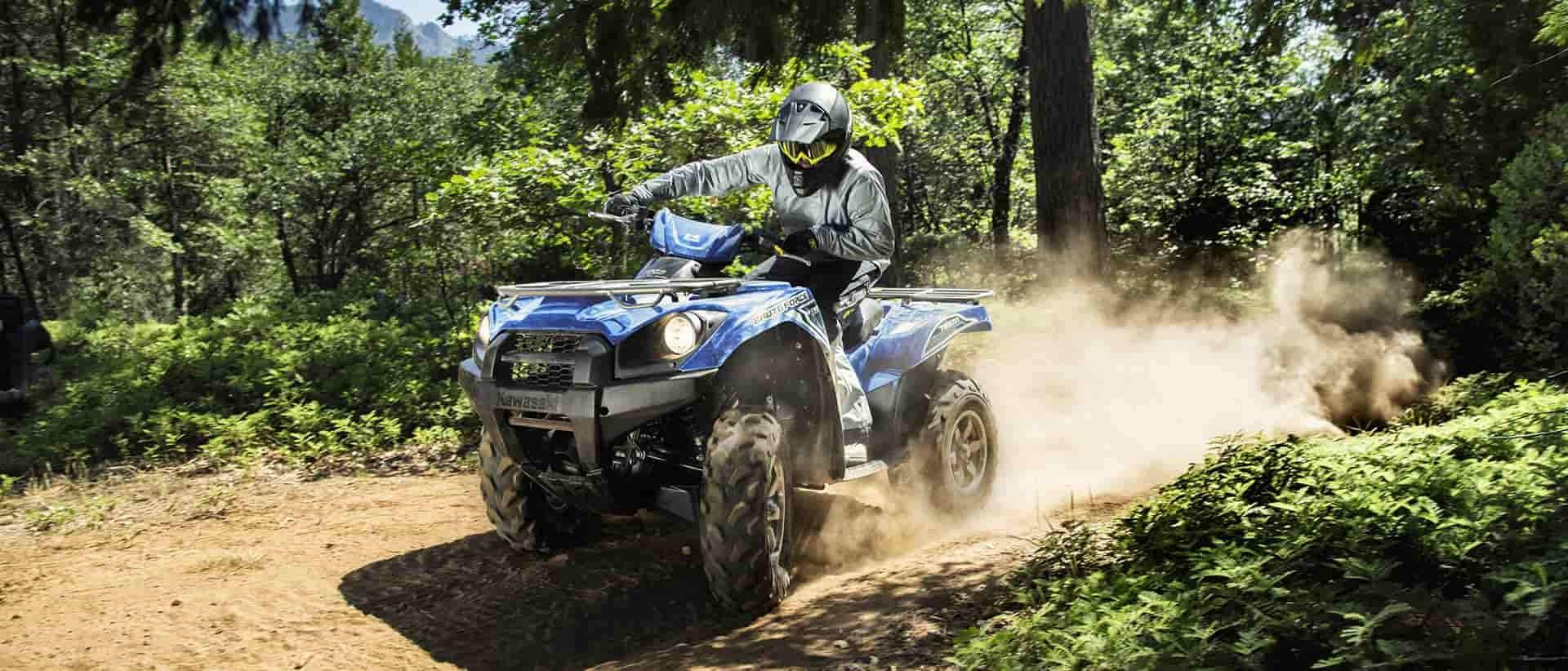 Kawasaki ATVs | Available at Ohio Cycleworx